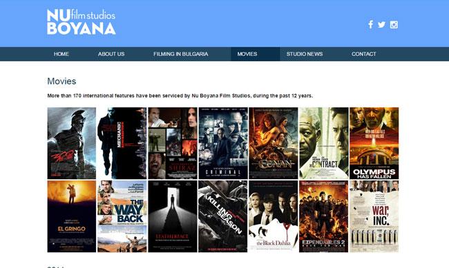 NuBoyana Movies Page