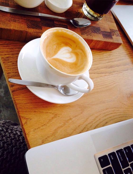 Field Office - coffee