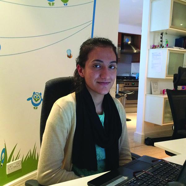 Rabia Baig - 3 weeks internship