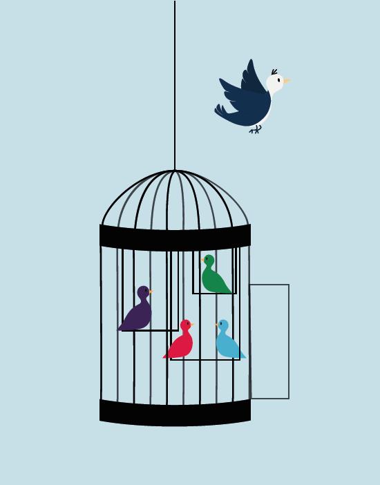 Autonomization - illustration by Gabrielle Villaumé