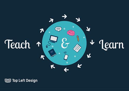 Top Left Design Value - Teach and Learn