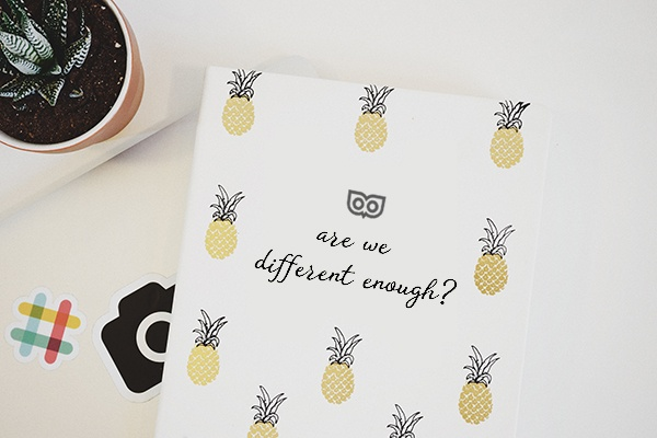 Yes but what makes YOU different?