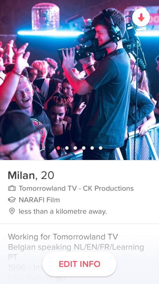 Milan on Tinder | Marketing lessons from Tinder profiles