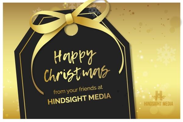 Happy Christmas from Hindsight Media