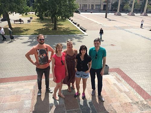Vilnius Team Picture