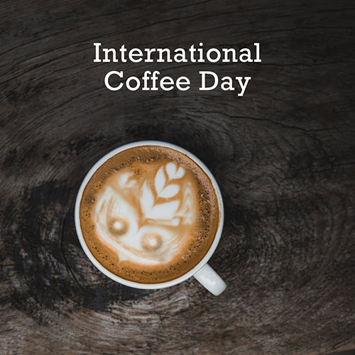 Oct 1 - Coffee Day