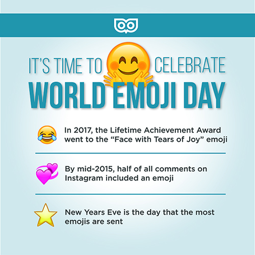 July 17 - World Emoji Day