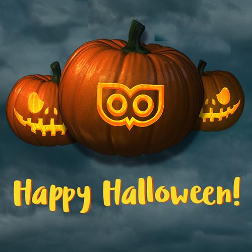 October 31 - Halloween