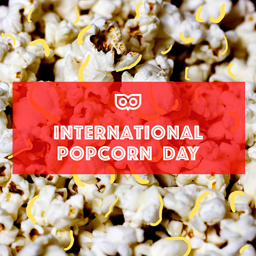 Jan 19 - Popcorn Day