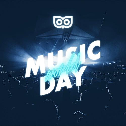 June 21 - World Music Day