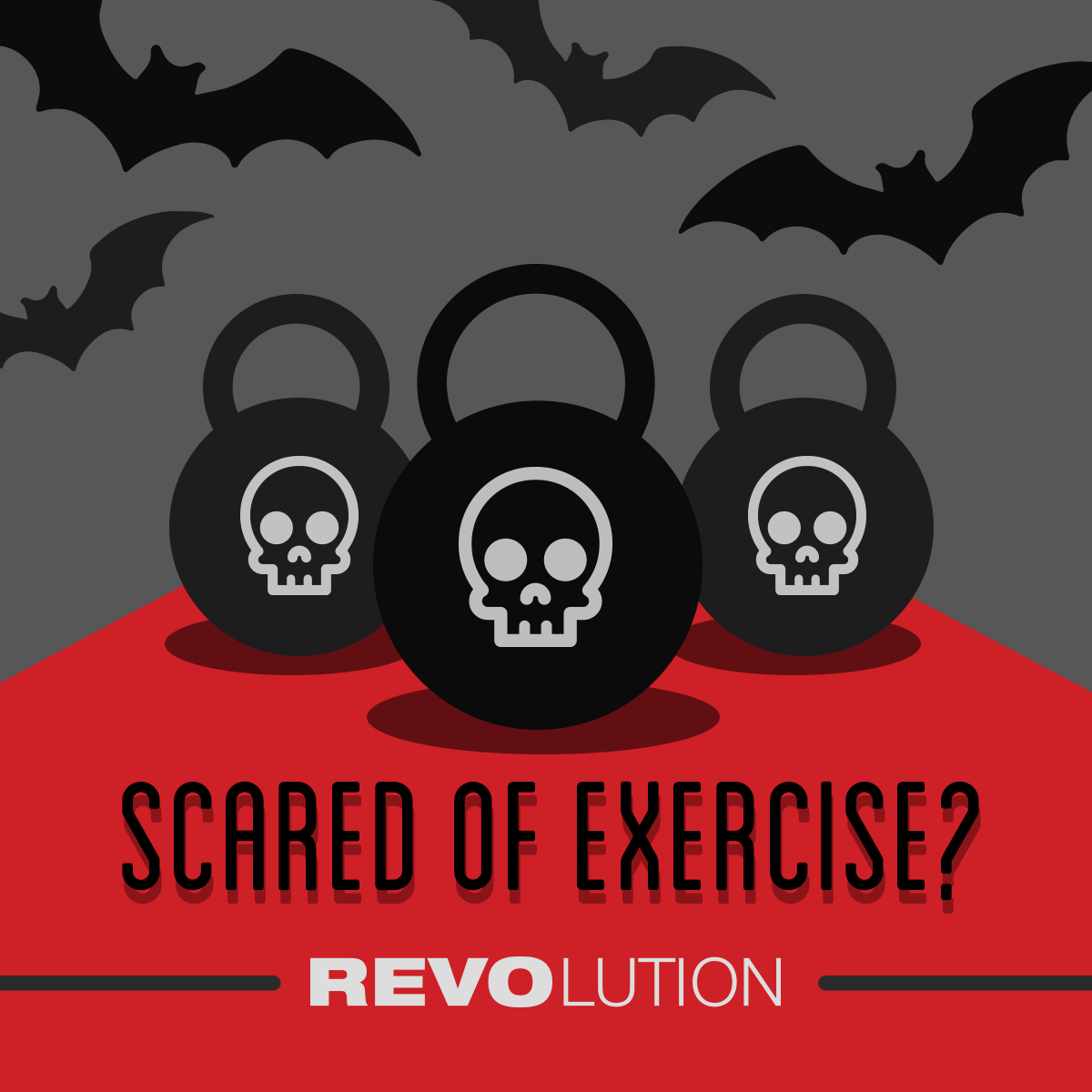 Scared of exercise?
