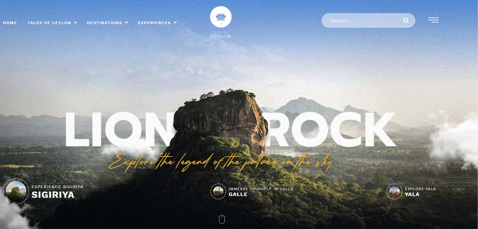 Big Bold Fonts - Top Web Design Trends for 2020