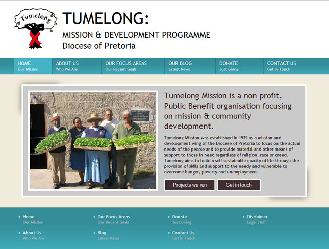 Tumelong Mission