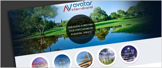 Avatar International Website
