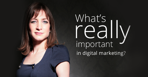 What's Important in Digital Marketing?