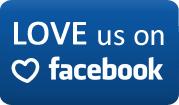 Image result for love us on facebook