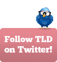 Follow TLD on Twitter!