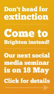 Come to our Seminar!