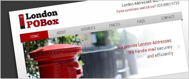London PO Box