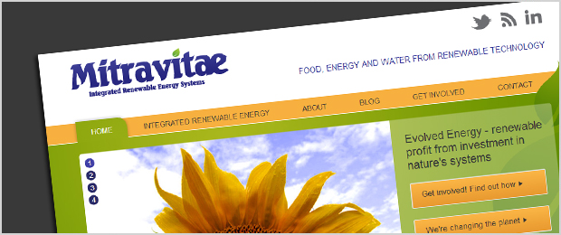 Mitravitae website
