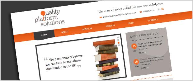 Quality Platform Solutions Website