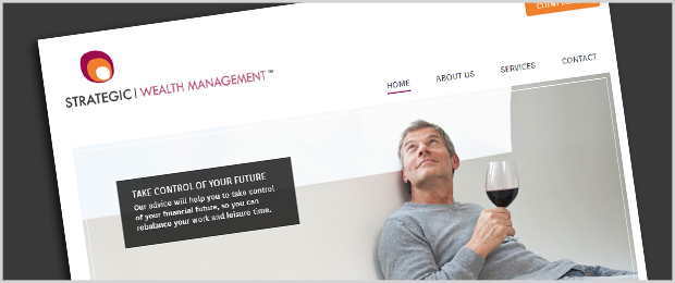 Strategic Wealth Website