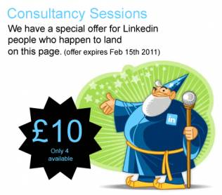 Linkedin member offer – only 4 available