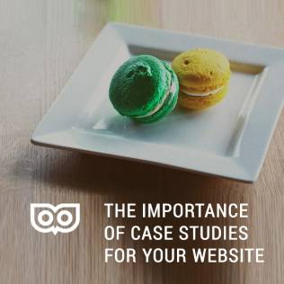 The importance of case studies for websites