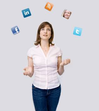 Juggling Social Media with Alicia Cowan