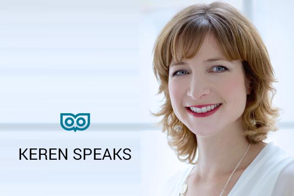 Keren Speaks