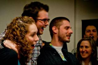 Michael wins at Startup Weekend London