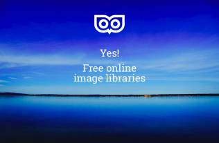 Free image libraries - Top Left Design