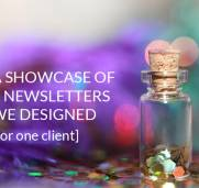 Simantov Newsletters - a showcase of 4