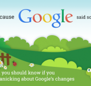 What you should know if you are panicking about Google's Changes