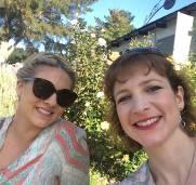 Amy and Keren