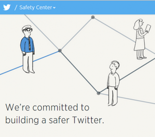 Twitter new Safety Center