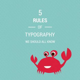 5 Rules of Typography