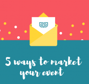 5 ways to market an event