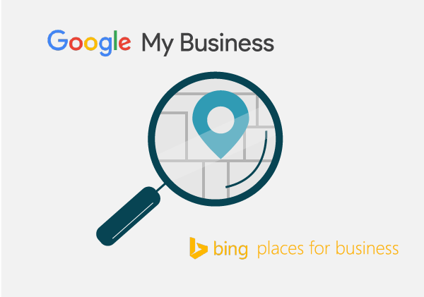 Getting found online with Google My Business and Bing Places