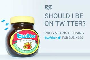 Should I be on Twitter? Pros and cons of using Twitter for business