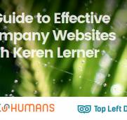 Guide to effective websites