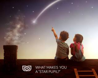 """What makes you a """"star pupil""""?"""