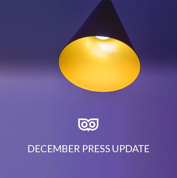 December 2016 - TLD in the press - roundup