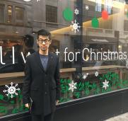 (Christmas, Soho, London, 2016)