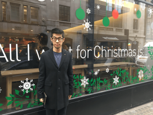 (Christmas, Soho, London, 2016)
