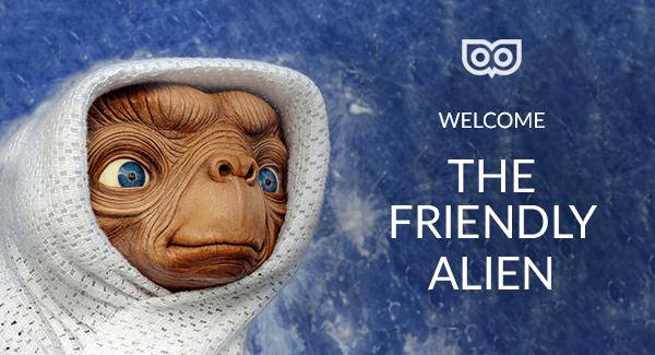 The Friendly Alien