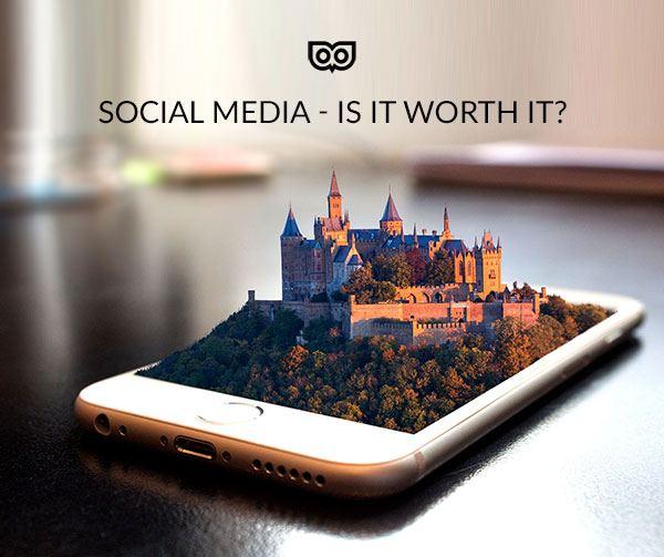 Social Media - is it worth it?