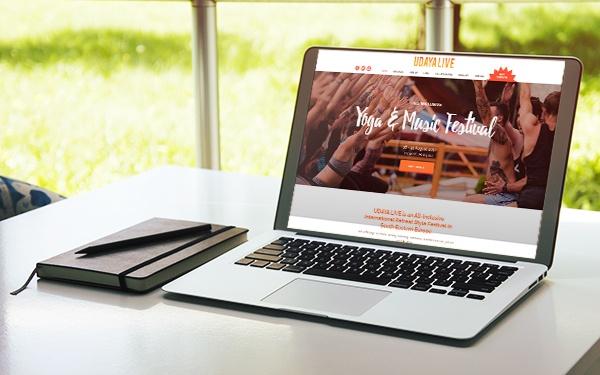 Udaya Live website