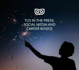 TLD in the press - social media and career advice