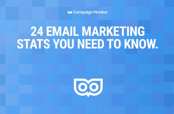 24 Email stats you need to know